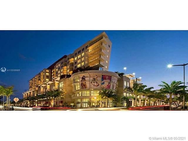 3250 NE 1st Ave #1007, Miami, FL 33137 (MLS #A11039985) :: The Rose Harris Group