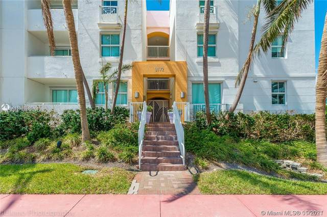 9172 Collins Ave #13, Surfside, FL 33154 (MLS #A11040010) :: Equity Realty