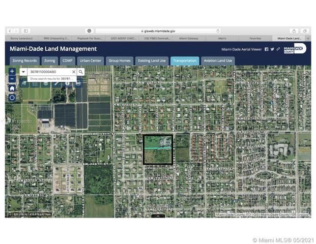18900 SW 304th St, Homestead, FL 33030 (MLS #A11040031) :: Prestige Realty Group