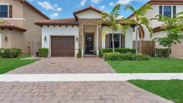 157 NE 24th Ter, Homestead, FL 33033 (MLS #A11040053) :: GK Realty Group LLC
