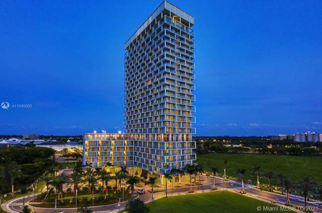 2000 Metropica Way #1606, Sunrise, FL 33323 (MLS #A11040060) :: The Howland Group