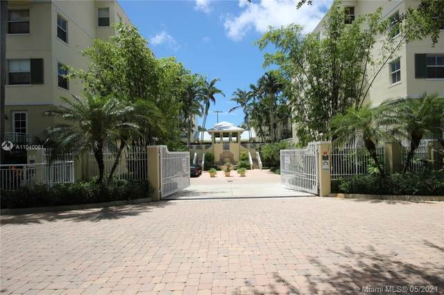 7590 SW 102nd St #202, Pinecrest, FL 33156 (MLS #A11040061) :: Equity Realty