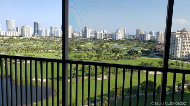 20379 W Country Club Dr #2136, Aventura, FL 33180 (MLS #A11040112) :: Castelli Real Estate Services