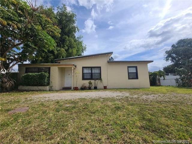 27 Miami Gardens Rd, West Park, FL 33023 (MLS #A11040143) :: The Pearl Realty Group