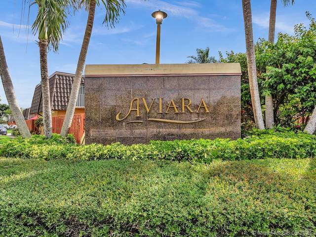 22228 Boca Rancho Dr A, Boca Raton, FL 33428 (MLS #A11040147) :: Miami Villa Group