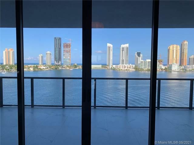 5500 Island Estates Dr #707, Aventura, FL 33160 (MLS #A11040157) :: Equity Realty