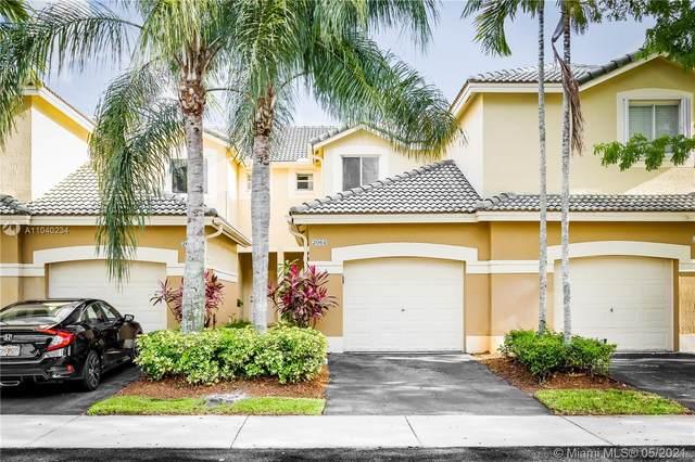2064 Hacienda Ter #2064, Weston, FL 33327 (MLS #A11040234) :: The Riley Smith Group