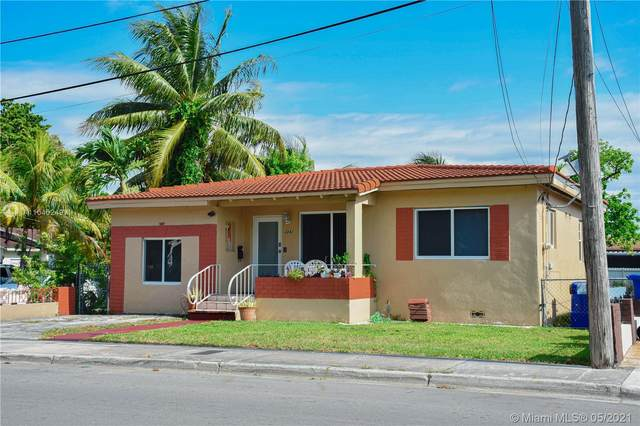 2241 SW 16th St, Miami, FL 33145 (#A11040249) :: Posh Properties