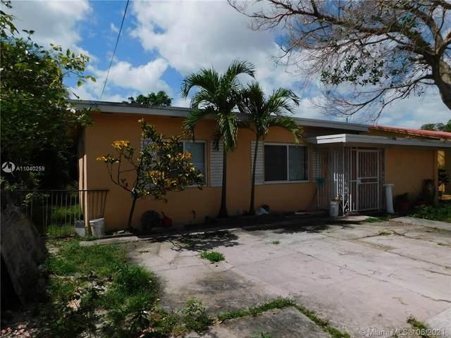 2820 NW 95th Ter, Miami, FL 33147 (MLS #A11040259) :: Compass FL LLC