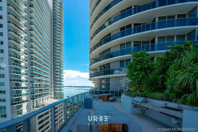 488 NE 18th St #305, Miami, FL 33132 (MLS #A11040263) :: Compass FL LLC