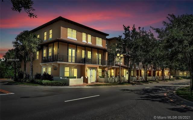 411 SW 147th Ave #112, Pembroke Pines, FL 33027 (MLS #A11040269) :: Jo-Ann Forster Team