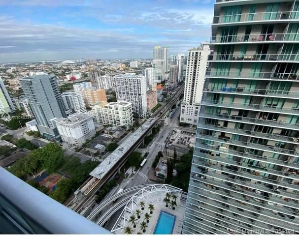 79 SW 12th St 3609-S, Miami, FL 33130 (#A11040284) :: Posh Properties