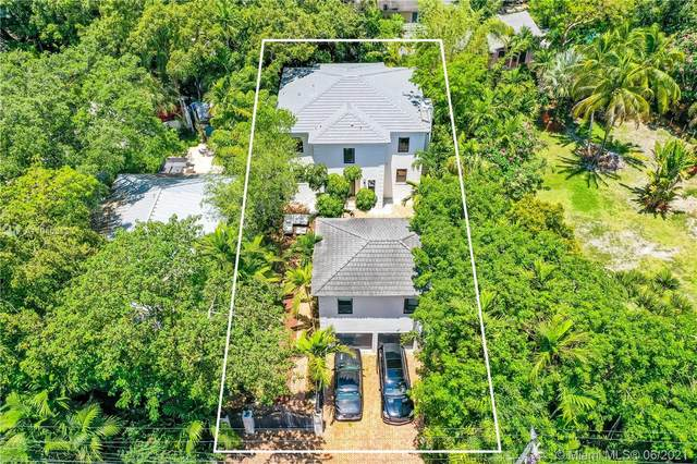 3670 Douglas Rd, Coconut Grove, FL 33133 (MLS #A11040313) :: Berkshire Hathaway HomeServices EWM Realty