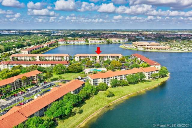 1400 SW 131st Way 108Q, Pembroke Pines, FL 33027 (MLS #A11040319) :: Berkshire Hathaway HomeServices EWM Realty