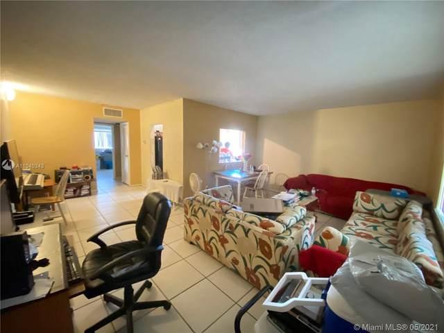 4160 NW 21st St A146, Lauderhill, FL 33313 (MLS #A11040343) :: Compass FL LLC