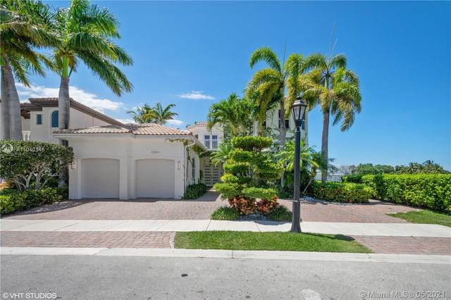 19550 Ambassador Ct, Miami, FL 33179 (MLS #A11040346) :: Dalton Wade Real Estate Group