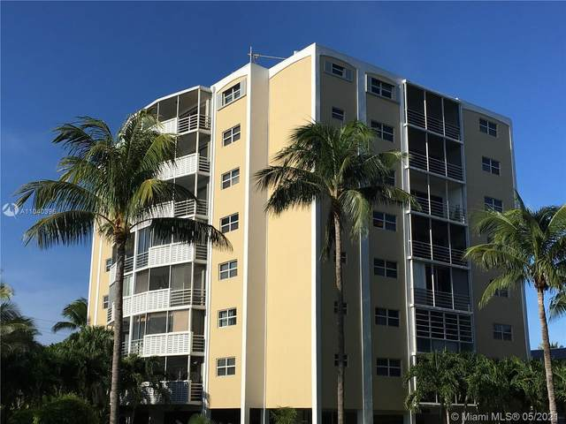 555 Crandon Blvd #51, Key Biscayne, FL 33149 (MLS #A11040396) :: KBiscayne Realty