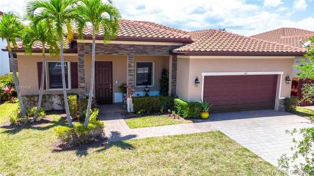 134 SE 35th Ave, Homestead, FL 33033 (MLS #A11040406) :: Berkshire Hathaway HomeServices EWM Realty