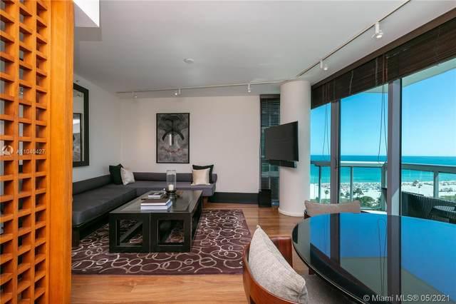 101 20th St #1804, Miami Beach, FL 33139 (MLS #A11040427) :: Equity Advisor Team