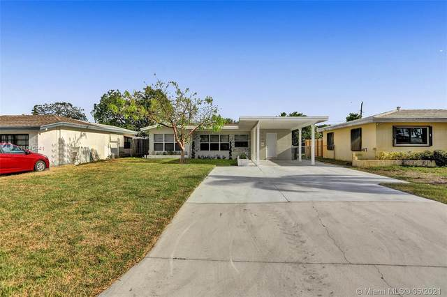 140 NW 47th Ct, Oakland Park, FL 33309 (MLS #A11040441) :: The Riley Smith Group