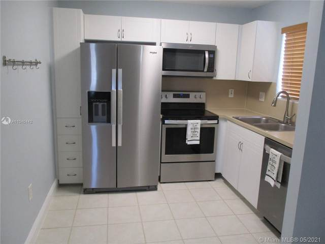 18712 SW 100th Ave #18712, Cutler Bay, FL 33157 (MLS #A11040442) :: Equity Advisor Team