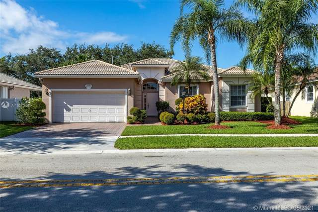 12960 NW 18th Ct, Pembroke Pines, FL 33028 (MLS #A11040455) :: The Pearl Realty Group