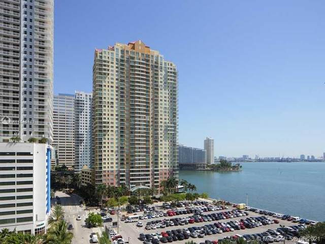 1300 Brickell Bay Dr #1009, Miami, FL 33131 (MLS #A11040471) :: The Rose Harris Group