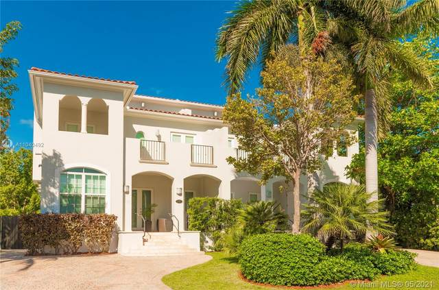 292 Fernwood Rd, Key Biscayne, FL 33149 (#A11040492) :: Posh Properties