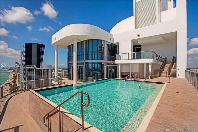 17475 Collins Ave Ph-3201, Sunny Isles Beach, FL 33160 (MLS #A11040535) :: Dalton Wade Real Estate Group