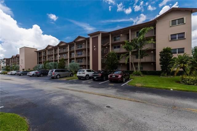 100 SW 130th Ter 206C, Pembroke Pines, FL 33027 (MLS #A11040560) :: Douglas Elliman