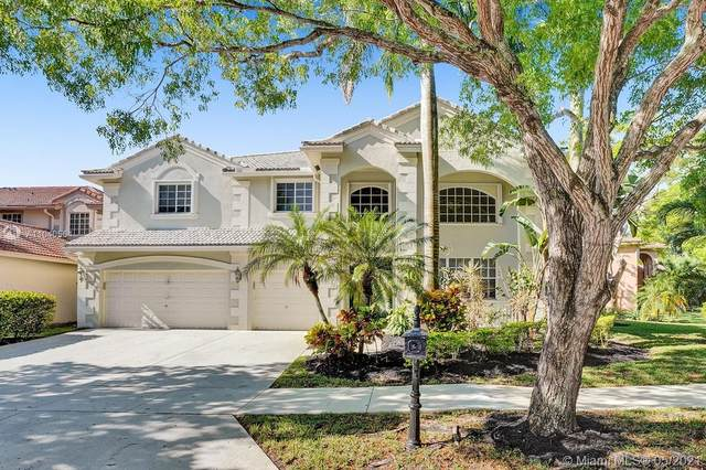 3661 Heron Ridge Lane, Weston, FL 33331 (MLS #A11040564) :: The Riley Smith Group