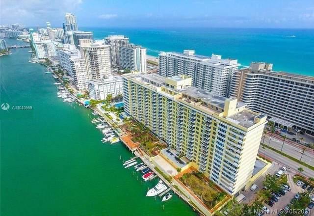 5600 Collins Ave 5E, Miami Beach, FL 33140 (MLS #A11040569) :: Compass FL LLC