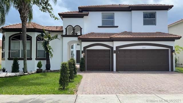 2242 SW 130th Ter, Miramar, FL 33027 (MLS #A11040577) :: Berkshire Hathaway HomeServices EWM Realty