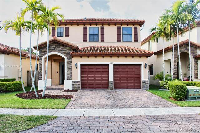 684 SE 34th Ter, Homestead, FL 33033 (MLS #A11040611) :: The Riley Smith Group