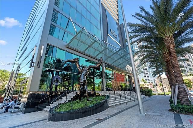 1451 Brickell Ave #3703, Miami, FL 33131 (MLS #A11040652) :: Compass FL LLC