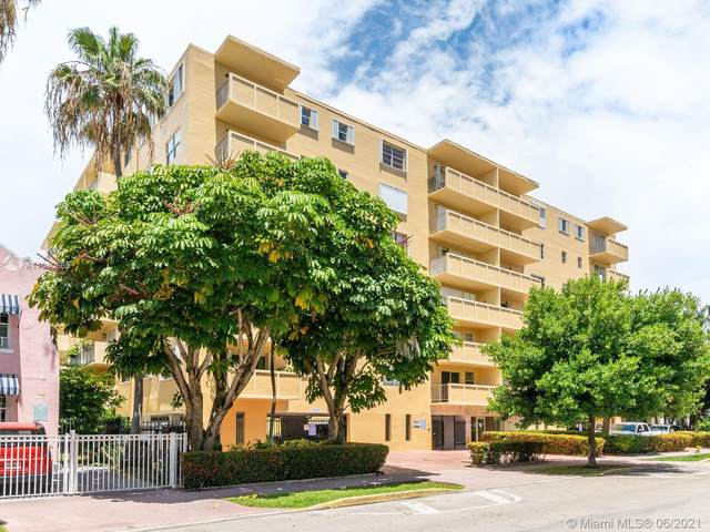 730 Pennsylvania Ave #604, Miami Beach, FL 33139 (MLS #A11040665) :: The Rose Harris Group