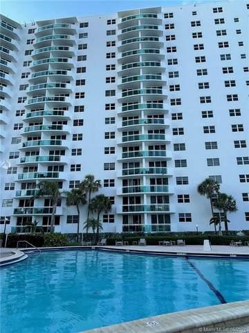 3001 S Ocean Dr #337, Hollywood, FL 33019 (#A11040675) :: Posh Properties
