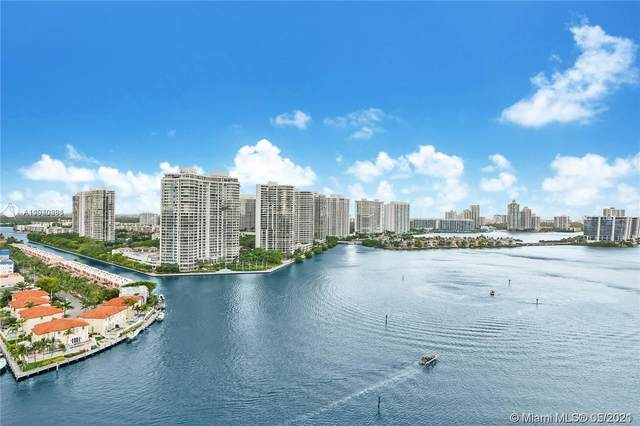 301 174th St #2301, Sunny Isles Beach, FL 33160 (MLS #A11040691) :: Equity Realty