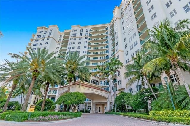 19900 E Country Club Dr #203, Aventura, FL 33180 (MLS #A11040703) :: Berkshire Hathaway HomeServices EWM Realty