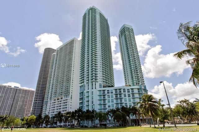1900 N Bayshore Dr #3406, Miami, FL 33132 (MLS #A11040828) :: Compass FL LLC