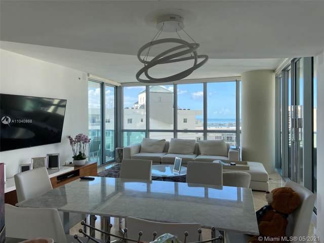 1331 Brickell Bay Dr #1508, Miami, FL 33131 (MLS #A11040868) :: Compass FL LLC