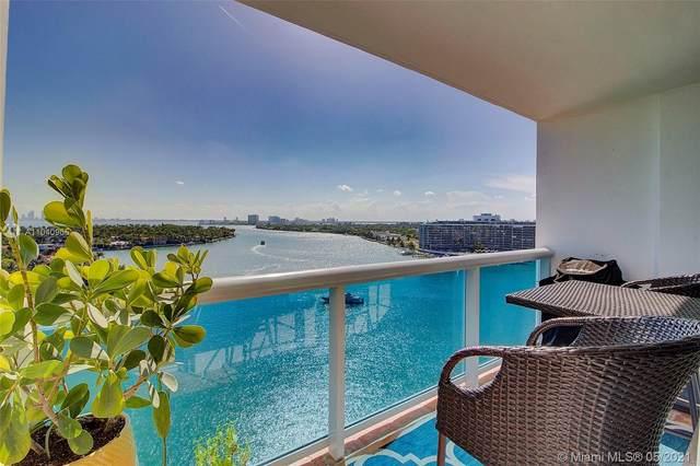 6770 Indian Creek Dr 14L, Miami Beach, FL 33141 (MLS #A11040965) :: Dalton Wade Real Estate Group