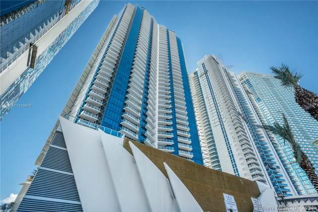 17121 Collins Ave #2703, Sunny Isles Beach, FL 33160 (#A11040970) :: Posh Properties