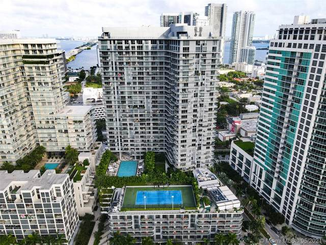 121 NE 34th St 2906A, Miami, FL 33137 (MLS #A11040976) :: The Howland Group