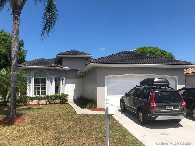 465 SE 23rd Ln, Homestead, FL 33033 (MLS #A11041026) :: The Riley Smith Group