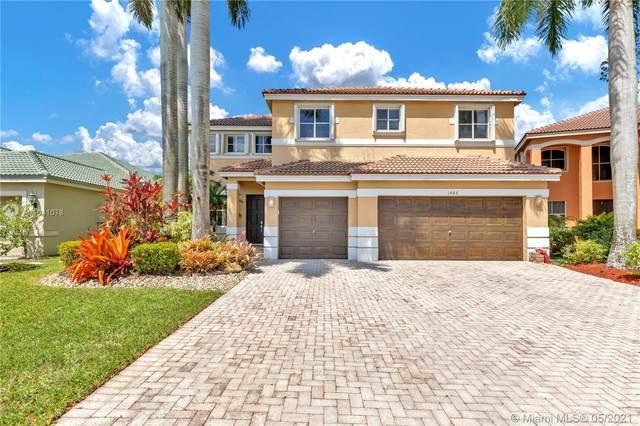 1486 Sandpiper Cir, Weston, FL 33327 (MLS #A11041078) :: The Riley Smith Group