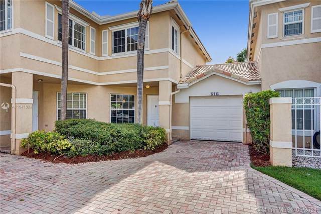 17145 NW 23rd St, Pembroke Pines, FL 33028 (MLS #A11041089) :: Berkshire Hathaway HomeServices EWM Realty