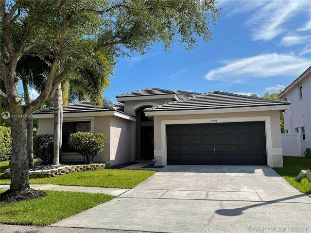 2762 SW 179th Ave, Miramar, FL 33029 (MLS #A11041100) :: Compass FL LLC