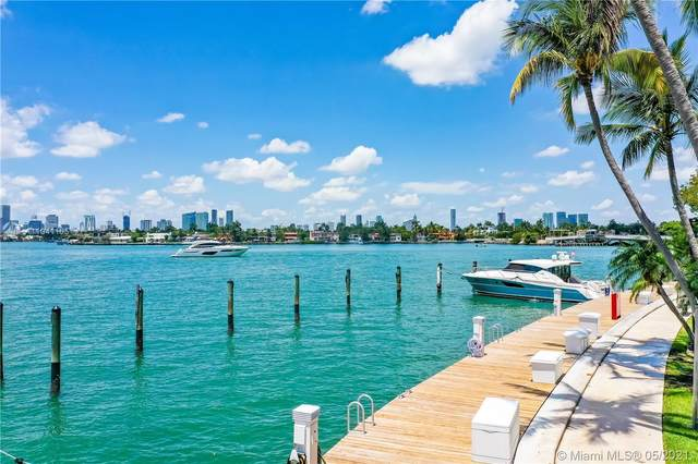 9 Island Ave #1610, Miami Beach, FL 33139 (MLS #A11041105) :: Berkshire Hathaway HomeServices EWM Realty