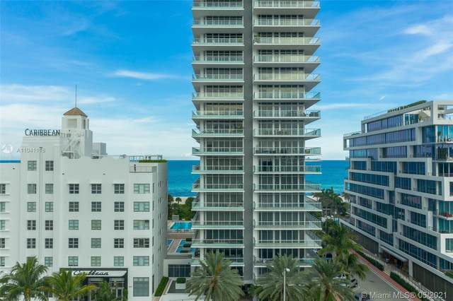 3737 Collins Ave S-403, Miami Beach, FL 33140 (MLS #A11041116) :: Dalton Wade Real Estate Group